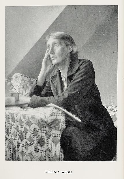 virginia woolf essays professions women