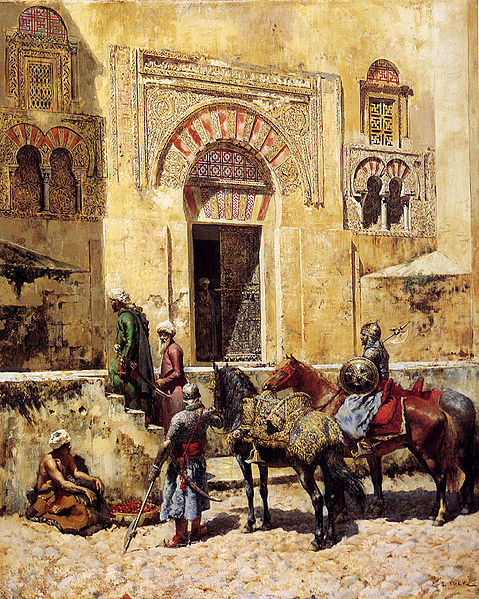 479px-Weeks_Edwin_Entering_The_Mosque_1885