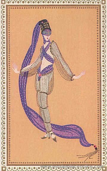 Under the Charm of Scheherazade | The Genealogy of Style