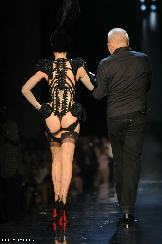 gaultier skeleton 2011