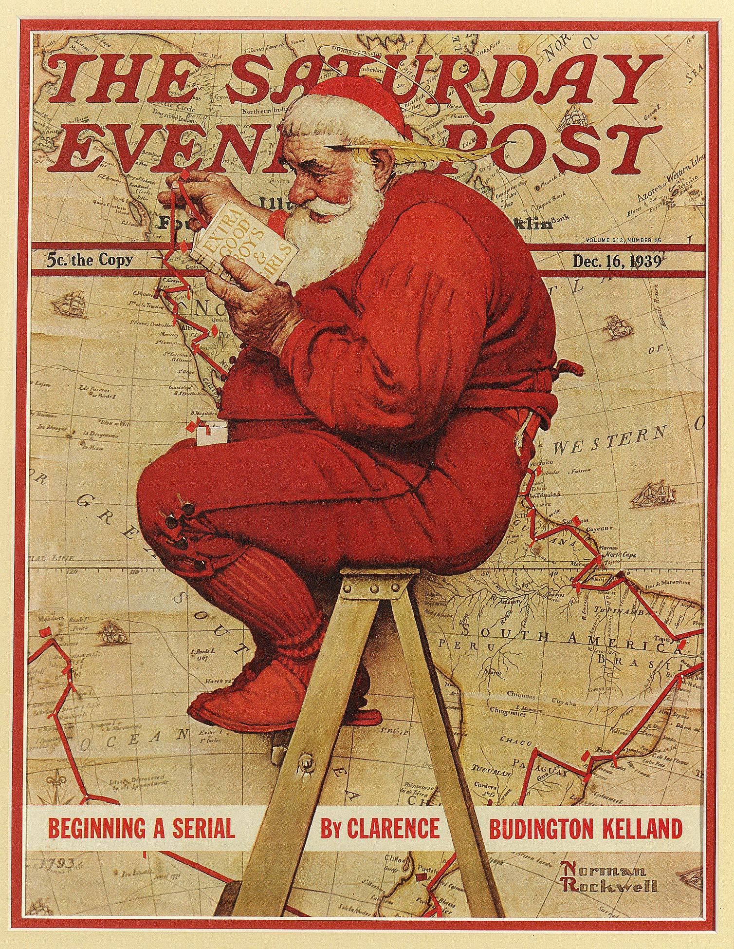 Worldwide Santa | The Genealogy of Style