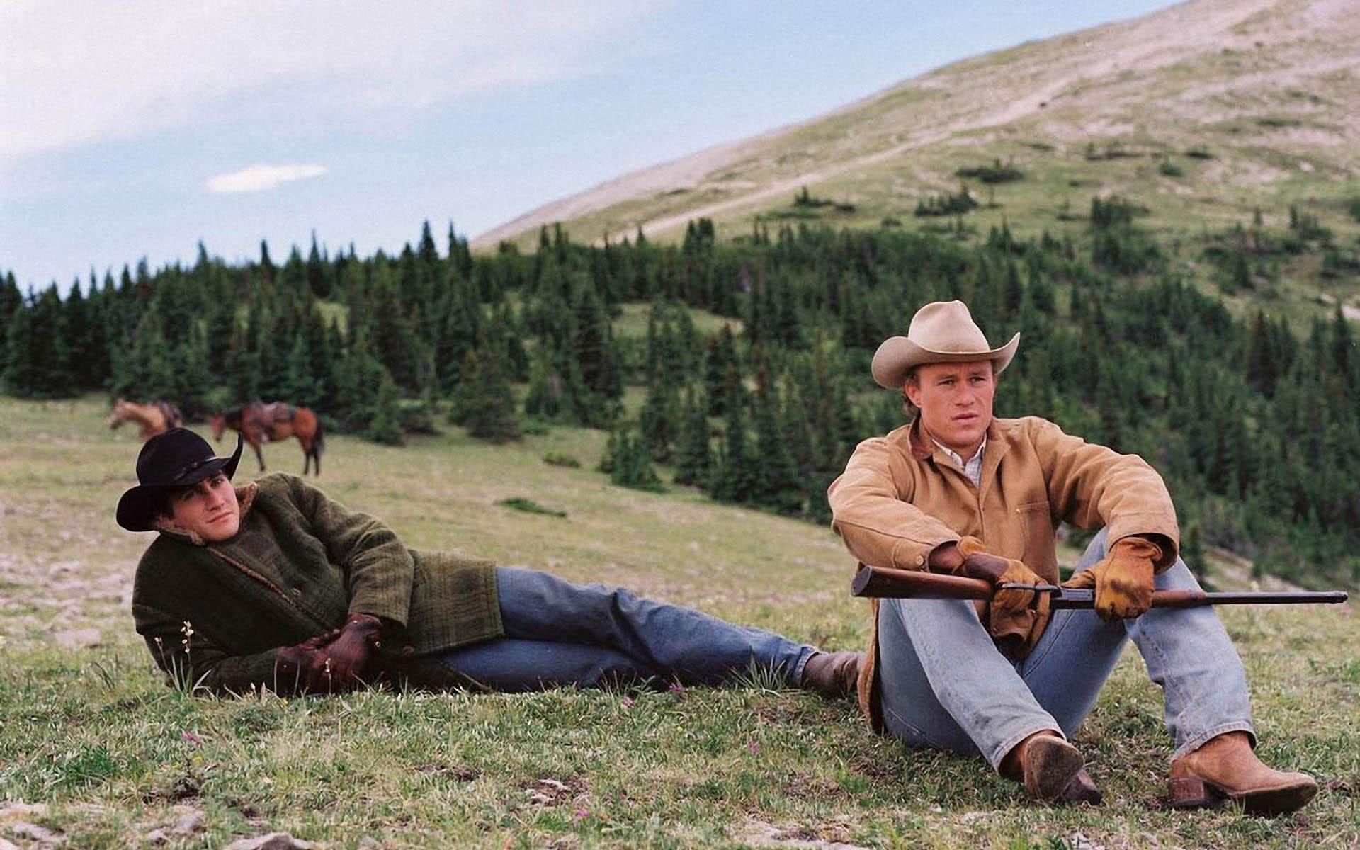 Brokeback Mountain Directed By: Ang Lee Image Source: http://www ...