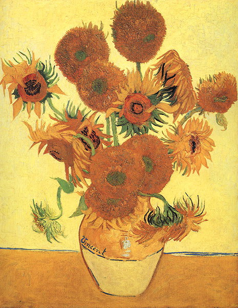 The Painters Of Sunflowers  The Genealogy Of Style