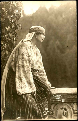 The Romanian Blouse   The Genealogy of Style
