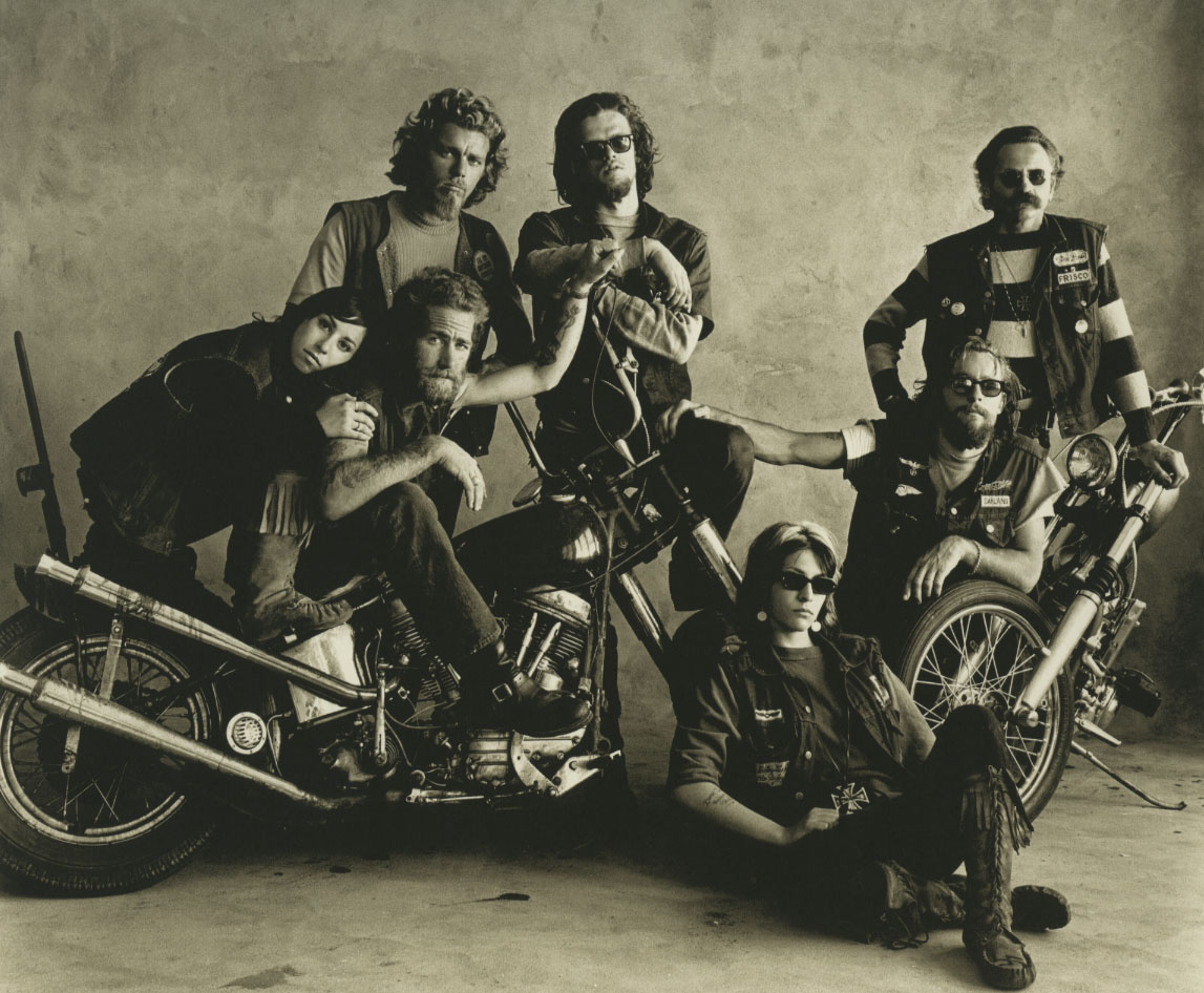 Hells Angels The Genealogy Of Style