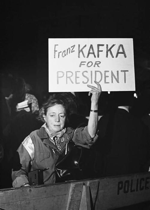 kafka for president
