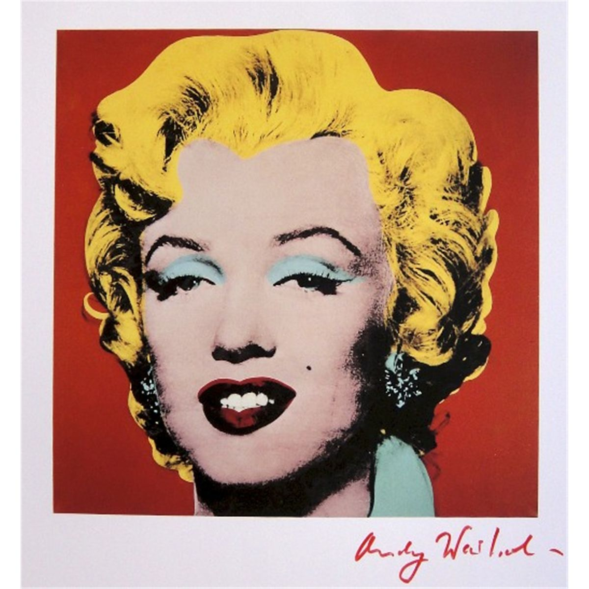 Like Warhol S Marilyn Monroe Painting