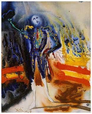 the hallucinogenic toreador essay Free dali papers, essays, and research papers  [tags: painter painters artists  art dali essays]  let us see how the hallucinogenic toreador came about.