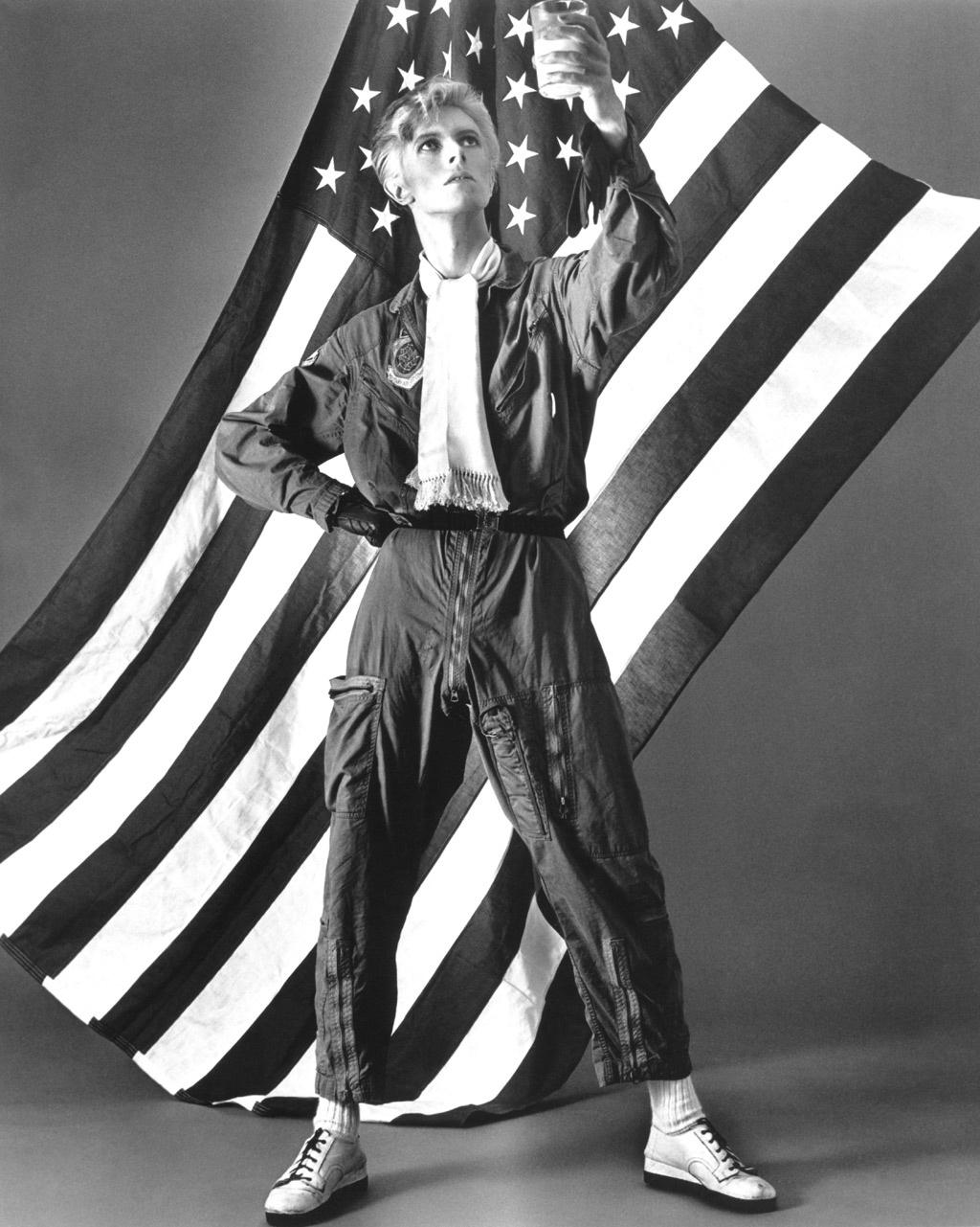 Lachapelle american flag David