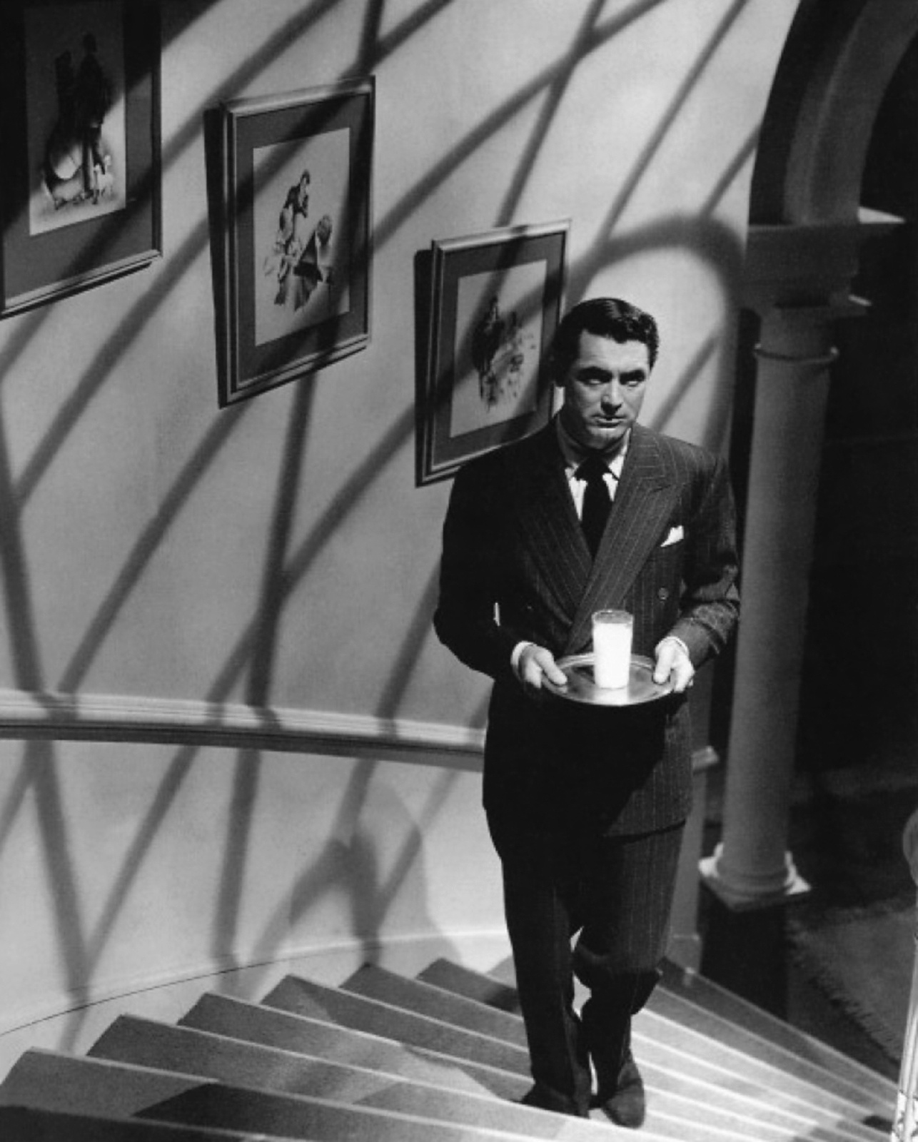 double side in the characters in the films notorious and shadow of a doubt by alfred hitchcock A prototype of hitchcock-brand storytelling, shadow of a doubt encapsulates what it means to be 'an alfred hitchcock film' through broad strokes and basic values sources: krohn, bill.