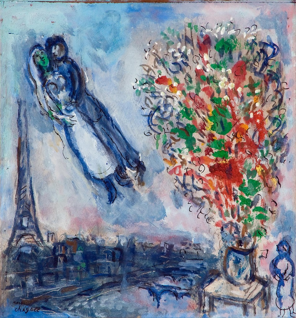 goethe | The Genealogy of Style Chagall