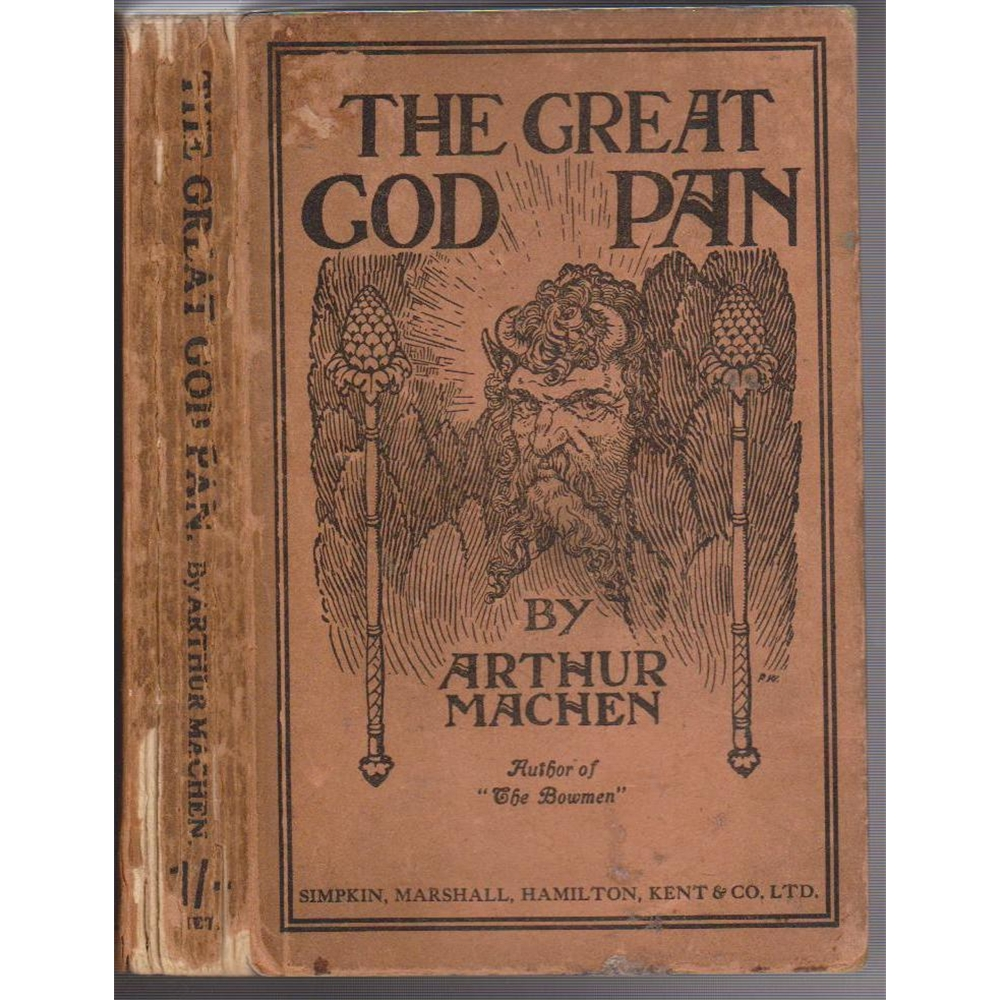 The great god pan the genealogy of style the great god pan buycottarizona